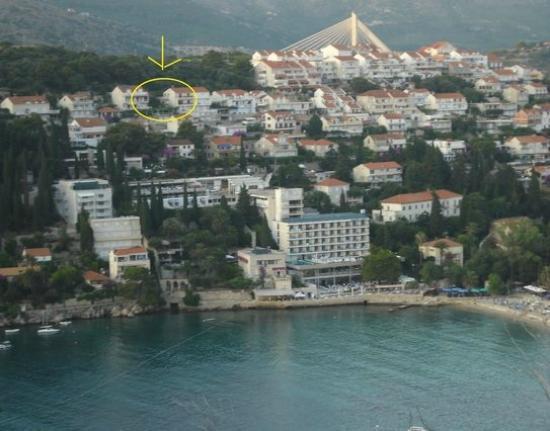 Apartments Zore Glavinic: house