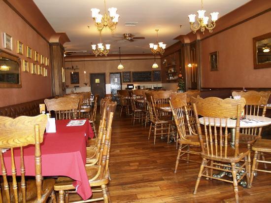 Mizpah Hotel: Mizpah Dining