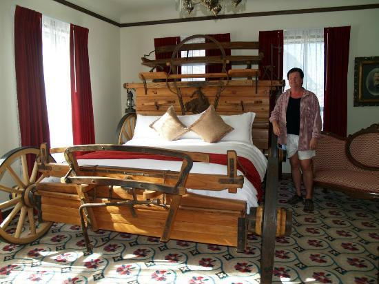 "Mizpah Hotel: The ""Wagon"" Suite"