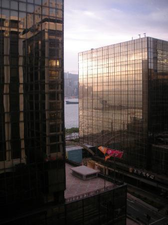 Regal Kowloon Hotel: Southwest view from room