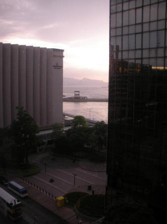 Regal Kowloon Hotel: Southeast view from room