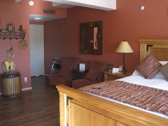 Sedona Views Bed and Breakfast: Morning Glory