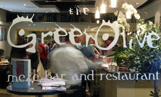 Green Olive Meze Bar & Restaurant: The Green Olive Meze Bar and Restaurant Windsor