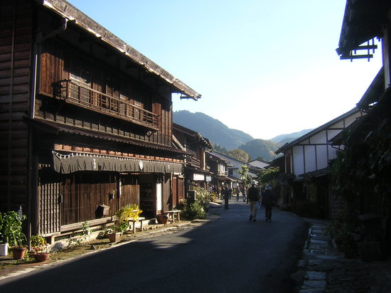 Nagiso-machi Accommodation