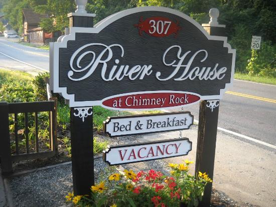 River House at Chimney Rock
