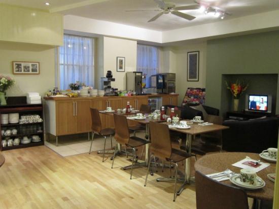 Jesmond Hotel: DINING ROOM