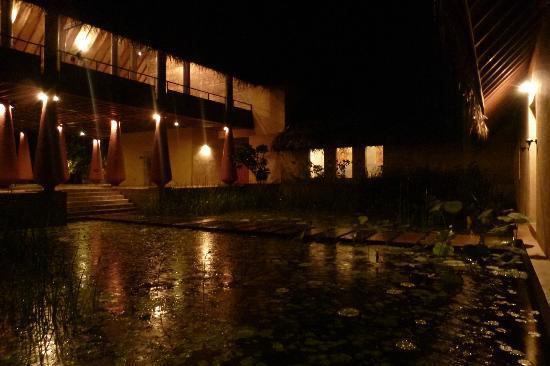 Jetwing Vil Uyana: hoofdgebouw