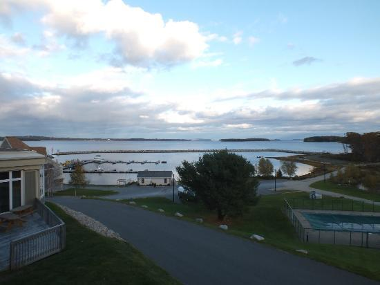 Atlantica Oak Island Resort & Conference Centre: A view of the harbour