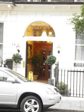 Marble Arch - Gloucester Place Hotel: l'hotel