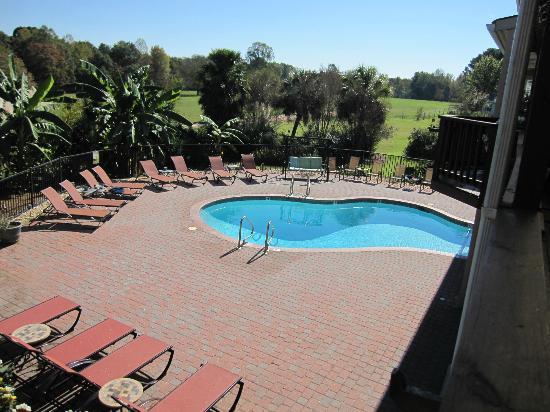 Southern Cross Ranch : Beautiful pool!