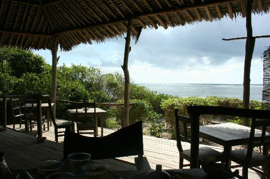 "Beach Crab Resort: Blick vom ""Speisesaal"""