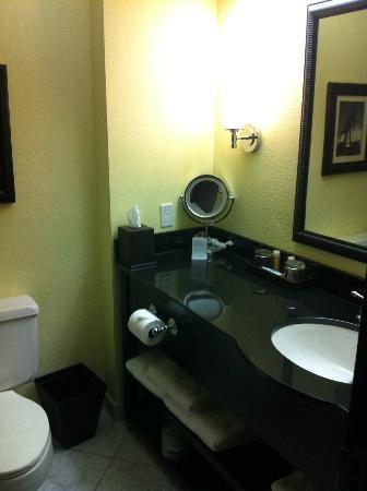Hyatt Regency Tulsa: Bathroom