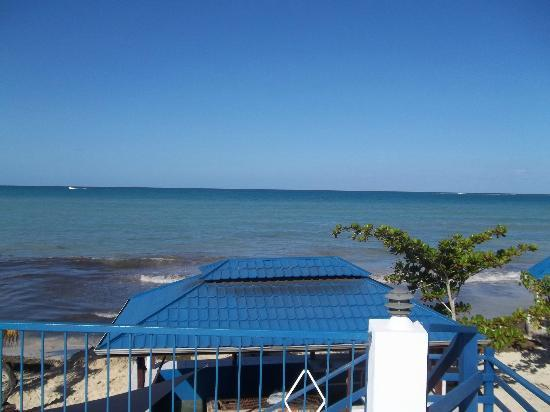 Negril Tree House Resort: Breakfast View
