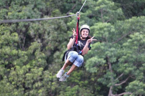 Big Island Eco Adventures II Zipline Canopy Tour : BIEA ROCK's