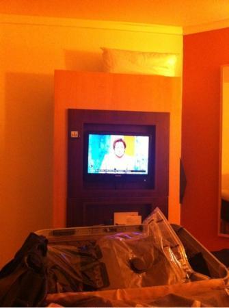 宜必斯埃菲爾鐵塔酒店照片