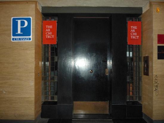 The Architect: The Door