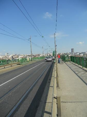 iBikeBelgrade: Old bridge