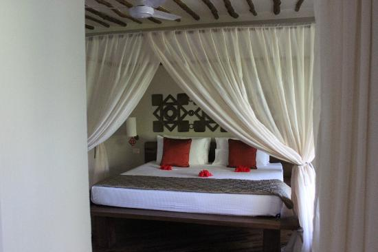 Essque Zalu Zanzibar: un énorme lit