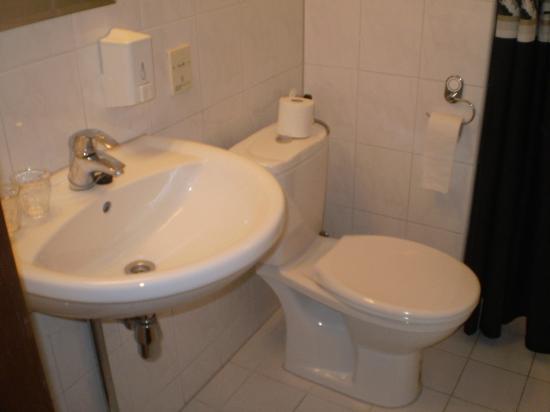 Hotel Sander : bagno