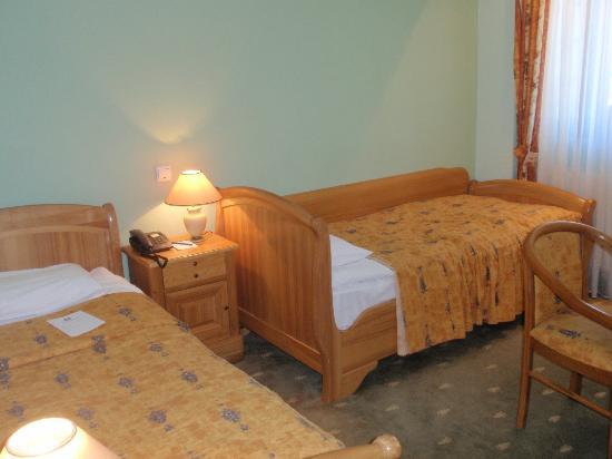 Best Western Bucovina-Club De Munte: 3rd floor room