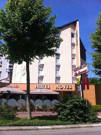 Hôtel Novel : Extérieur