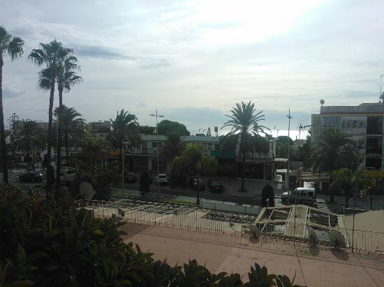 The Jolly Pirate: Lovely sea views from balcony