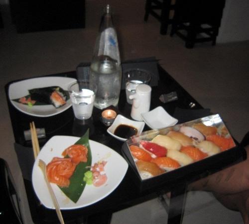 Kukai Capri: Sushi & sashimi