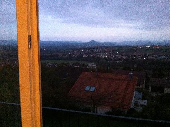 Schönbuch Hotel: Вид с балкона
