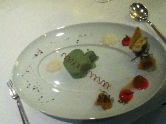 Hotel Ritter Durbach: Gourmet meal Dessert