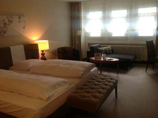 Hotel Ritter Durbach: Our room