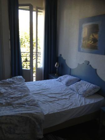 Hotel de Geneve: chambre