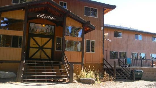 Montecito Sequoia Lodge & Summer Family Camp: Main Lodge