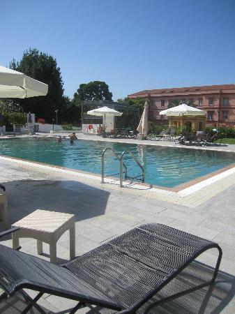 Miglio d'Oro Park Hotel: La piscina