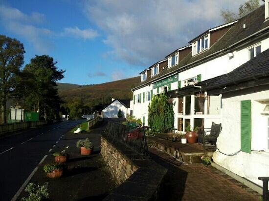 Clachan cottage hotel. 10/2011