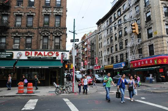 little italy chinatown picture of real new york tours new york city tripadvisor. Black Bedroom Furniture Sets. Home Design Ideas