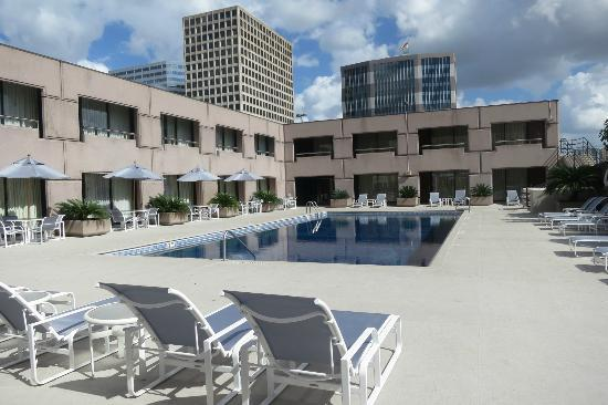 Hilton Houston Post Oak by the Galleria: Pool