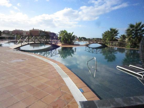 Monte Santo Resort: The Main Pool