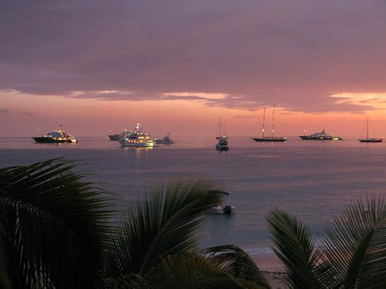 The Azure Hotel: Sunset High Season