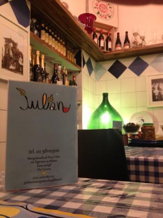 Julian Pizzeria e Cucina Mediterranea
