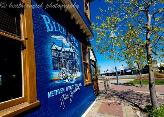 Blue Pub Methven : Blue Pub - Mt Hutt Village