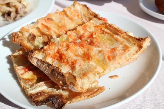 Pan aux tomates