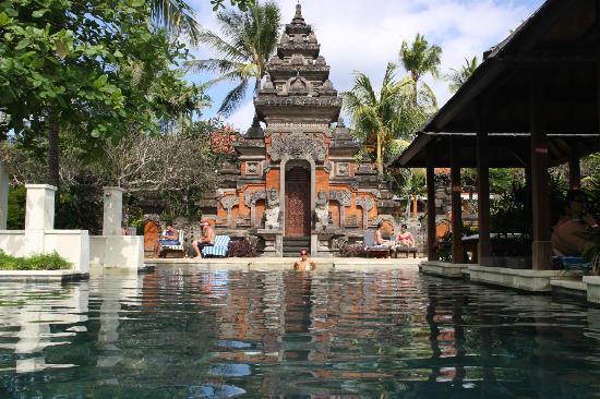 Bali Garden Beach Resort: 2nd smimming pool
