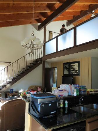 Mammoth Creek Inn : Master Loft Suite
