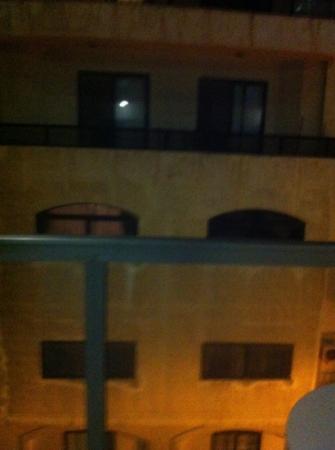 Preluna Hotel & Spa : my view