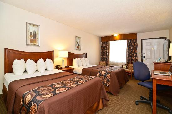 Raintree Inn: Standard 2 Bed Room