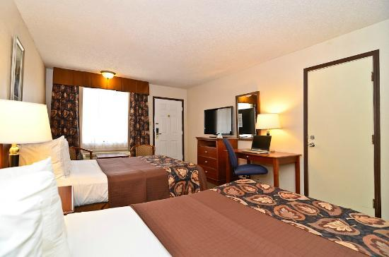 Raintree Inn : Standard 2 bed Room