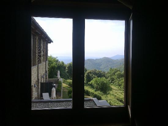 Finca El Ventos: Vista desde la habitación