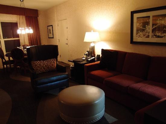Hilton Madison Monona Terrace: parlor