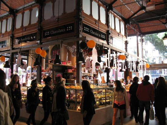 Madrid, Espagne : Mercato si San Miguel