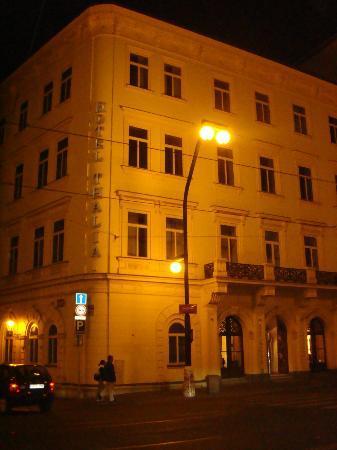 Eurostars Thalia Hotel: Hotel
